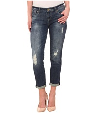 Kut From The Kloth Adele Slouchy Boyfriend Jeans In Close Close Women's Jeans Gray