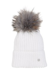 Bogner Leonie Wool Blend Hat Murmansky Fur