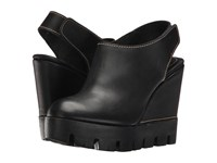 Sbicca Catalano Black Women's Wedge Shoes