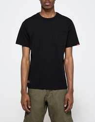 Wtaps Blank Ss C In Black