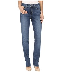Nydj Samantha Slim Jeans In Heyburn Wash Heyburn Wash Women's Jeans Blue