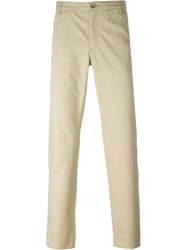 A.P.C. Classic Chino Trousers Nude And Neutrals