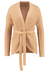 Anna Field Cardigan Tan