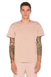 Rxmance Heavy Box Tee Blush