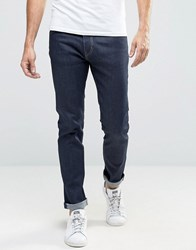 Weekday Friday Skinny Jeans Unwashed Unwashed 79 101 Blue