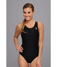 Tyr Solid Maxfit Swimsuit Black Women's Swimwear