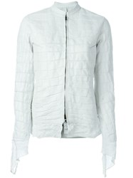 Isaac Sellam Experience 'Affamee' Jacket White