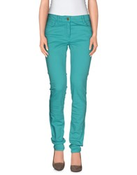 Essentiel Trousers Casual Trousers Women Turquoise