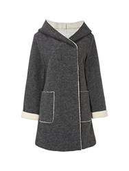 White Stuff Snow Catcher Coat Grey