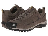 Jack Wolfskin Vojo Hike Texapore Dark Sulphur Men's Shoes Brown