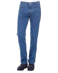 Stefano Ricci Five Pocket Denim Jeans
