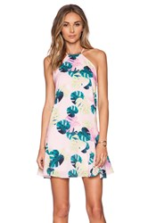 Whitney Eve Crab Claw Dress Pink