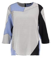 Strenesse Blouse Weiss White