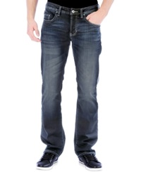 Buffalo David Bitton King X Slim Fit Bootcut Jeans