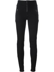 Marcelo Burlon County Of Milan 'Blumenau' Jeans Black