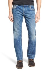 Rock Revival Men's 'Willis J400' Straight Leg Jeans