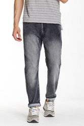 Kenneth Cole Experimental Tapered Jean 29 34 Inseam Gray