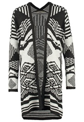 Oasis The Sofia Cardigan Black Ivory