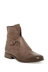 Rebels Madge Monk Strap Boot Brown