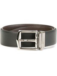 Burberry Classic Reversible Belt Black