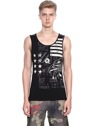 Reebok Cross Fit Cool Soul Burnout Tank Top