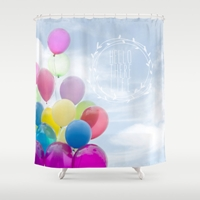 Hello There Life Shower Curtain By Sylvia Cook Photography Society6