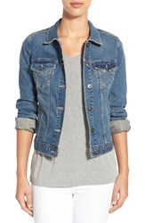 Petite Women's Two By Vince Camuto Jean Jacket