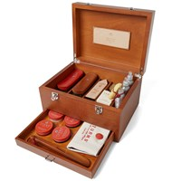 Turms Wooden Care Case Brown