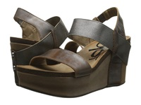 Otbt Bushnell Pewter Women's Wedge Shoes