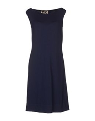 Swap Inside Short Dresses Dark Blue