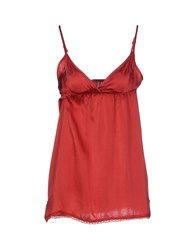 Imperial Star Imperial Topwear Tops Women Red