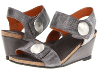 Taos Footwear Carousel Graphite Women's Shoes Gray