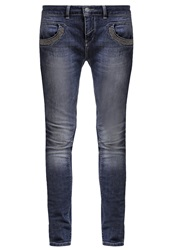 Mos Mosh Relaxed Fit Jeans Blue Denim