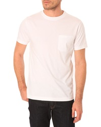 Menlook Label Allan White T Shirt