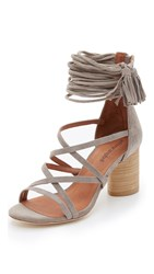 Jeffrey Campbell Despina Sandals Taupe