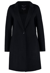 Banana Republic Classic Coat Black
