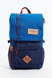 Jansport Hatchet Colorblock Backpack Sky