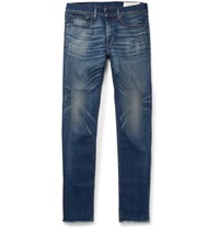 Rag And Bone Killburn Distressed Denim Jeans Blue