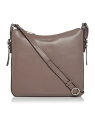 Coccinelle Mel Taupe Crossbody Bag Taupe