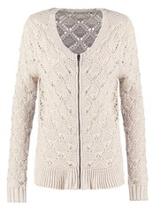 Cream Casa Cardigan Kit Off White