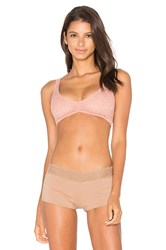 Free People Tatiana Soft Bra Pink