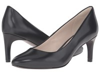 Cole Haan Clara Grand Pump 65Mm Black Leather Women's Shoes