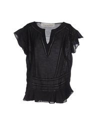 Soho De Luxe Shirts Blouses Women Black
