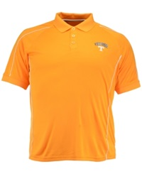 Colosseum Men's Tennessee Volunteers Pitch Polo Tennessee Orange White