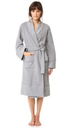 Skin Patti Robe Heather Grey