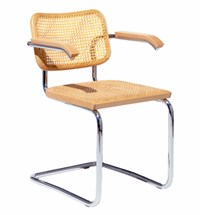 Knoll Cesca Cane Woven Arm Chair