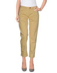 Woolrich Trousers Casual Trousers Women Yellow