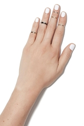 Nasty Gal Stacked Midi Ring Set