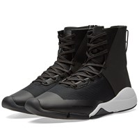 Y 3 Future Zip High Black