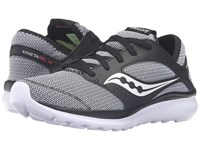 Saucony Kineta Relay Black White Knit Women's Running Shoes